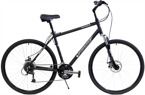 Bikes Windsor Rover 3.0 Disc Shimano Deore 24 Speed Hybrid Bicycle Image