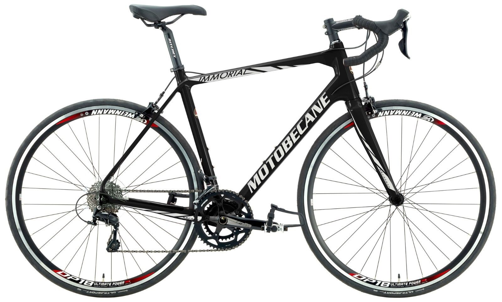 Bikes 2018 Motobecane Immortal Spirit Shimano 22 Speed Carbon Fiber Road Bike Image