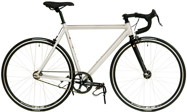 Bikes Dawes SST Al - Aluminum Single Speed Track Fixed Gear Bike Image