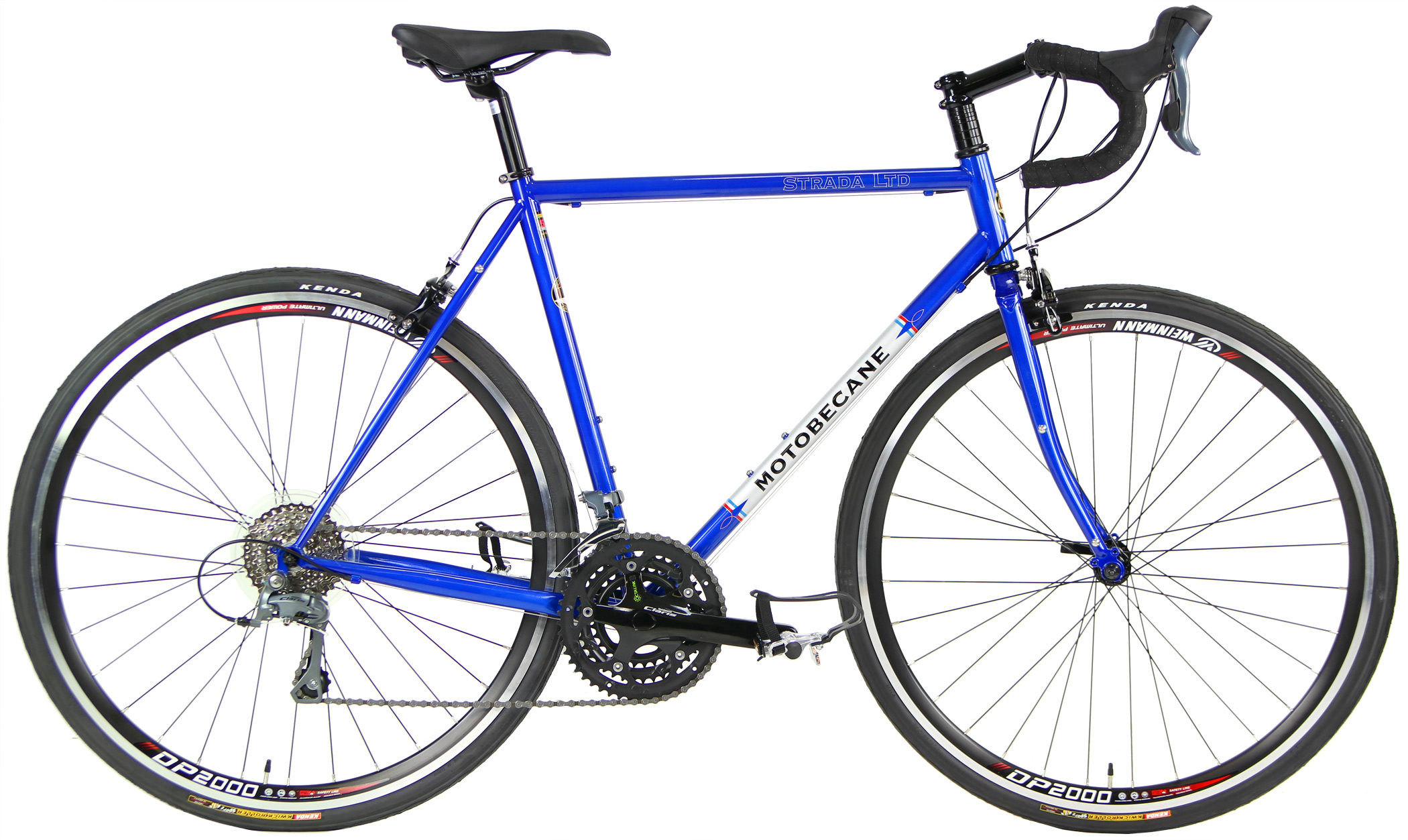 Bikes Motobecane Strada LTD 1.0 Reynolds Chromoly Steel Road Bike Image