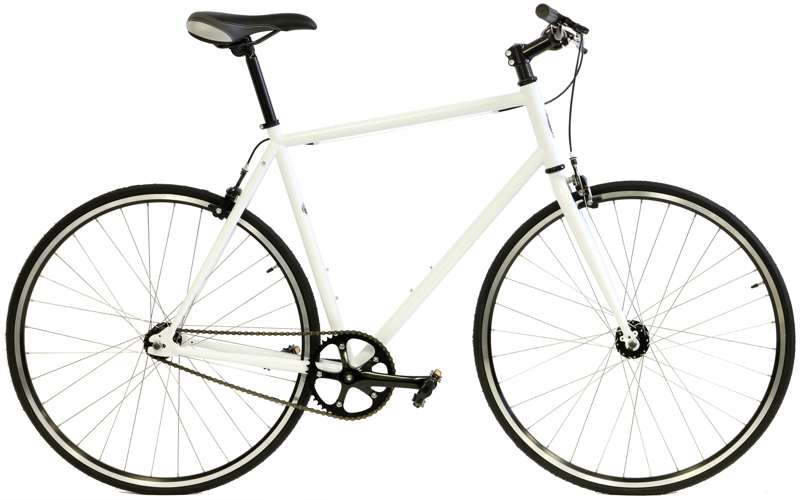 Bikes Dawes Streetfighter Flat Bar Track Single Speed Bike Image