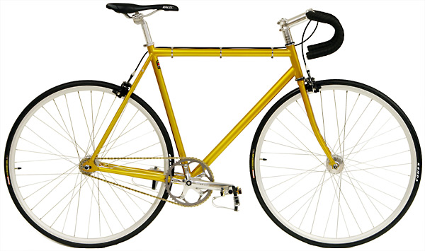 Bikes Mercier Kilo Stripper Fixed Gear / Single Speed Bicycle Image