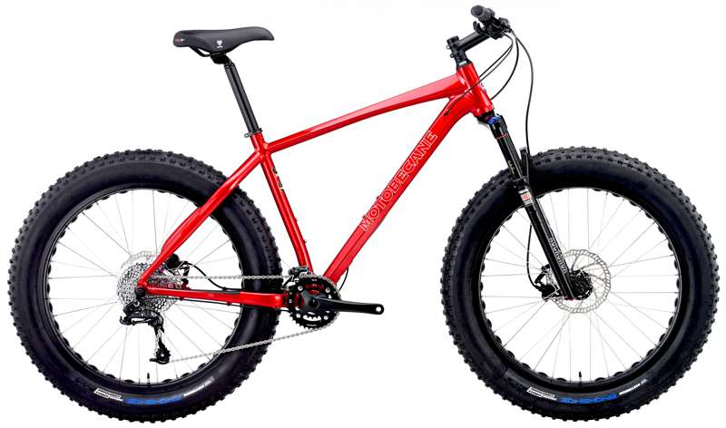 Bikes Motobecane Sturgis Bullet Sram x7 Bluto Equipped Fat Bike Image