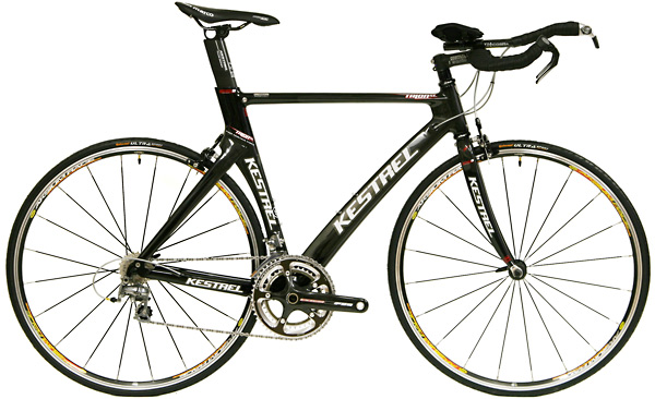 Bikes 2007 Kestrel Talon Tri Ultegra 6600 Equipped 20 Speed Road Bike Image
