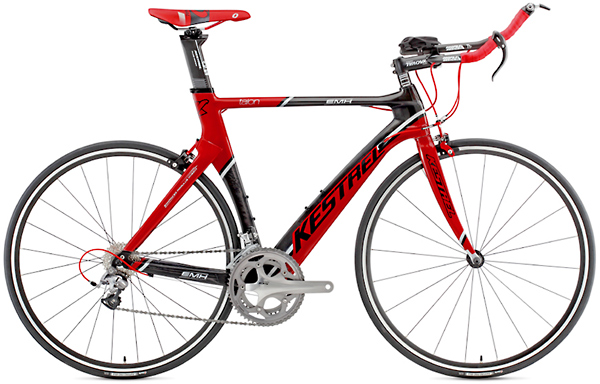 Bikes Kestral Talon Tri 105 Carbon 20 Speed Triathlon Bike Image