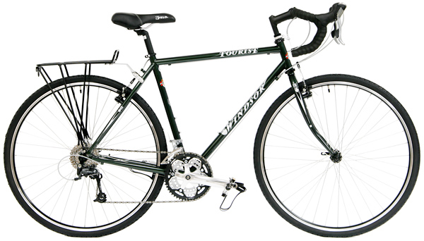 Bikes Windsor Tourist Touring Road Bike 4130 Cro Moly Steel Image