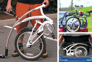 Accessories Adam's Trail a Bike Folding Single Speed 20
