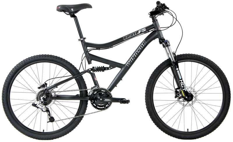 Bikes Windsor Trail FS Comp Hydraulic Disc Brake Mountain Bike Image
