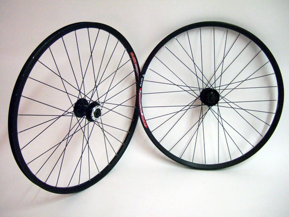 Wheels 26 WTB Speed Disc Disc Brake Wheel set Image
